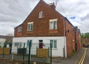 Thumbnail 2 bed maisonette for sale in George Street, Grantham