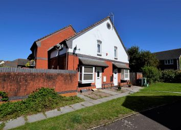 Thumbnail 1 bed terraced house to rent in Chestnut Road, Abbeymead, Gloucester