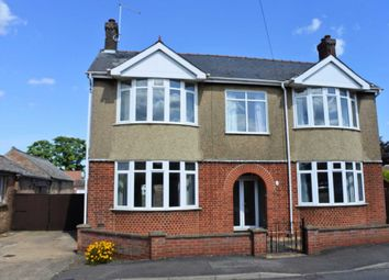 Thumbnail 4 bed detached house to rent in Hempfield Road, Littleport, Ely