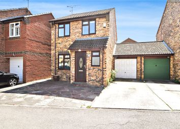 Thumbnail 3 bed detached house for sale in Cowley Avenue, Greenhithe, Kent