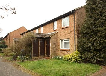 Thumbnail 1 bed flat to rent in Bankside, Horsell, Woking