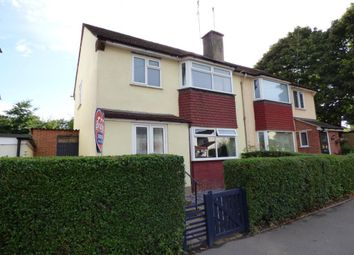Thumbnail 3 bedroom semi-detached house for sale in Broomhill Road, Farnborough