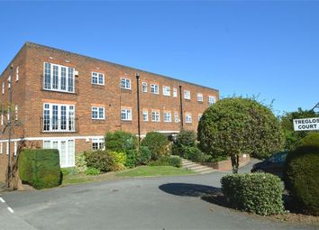 Thumbnail 3 bed flat for sale in Treglos Court, Oatlands Drive, Weybridge, Surrey