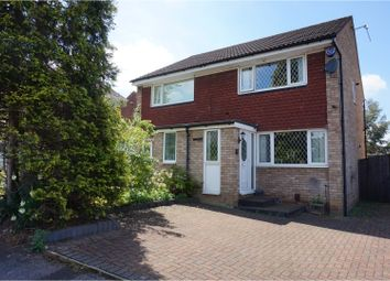 Thumbnail 2 bed semi-detached house for sale in Sanderling Road, Offerton