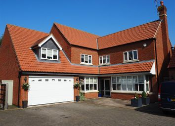 Thumbnail 5 bed detached house for sale in Bay Tree Corner, Willow Drive, North Muskham