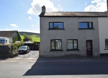 Thumbnail 2 bedroom cottage for sale in School Road, Kirkby-In-Furness