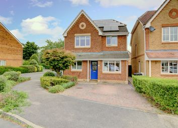Thumbnail 3 bed detached house for sale in Camomile Drive, Ludgershall, Andover