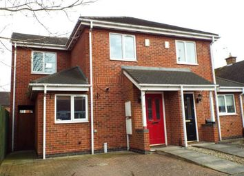 Thumbnail 2 bedroom semi-detached house for sale in Handley Street, Aylestone, Leicester, Leicesershire