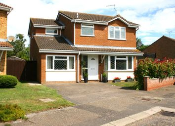 Thumbnail 4 bed detached house for sale in The Spennells, Thorpe Le Soken, Clacton On Sea