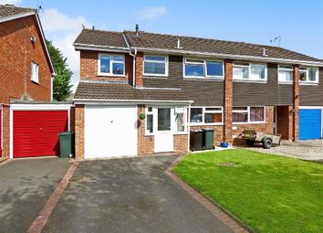 Thumbnail 4 bed semi-detached house for sale in Sycamore Close, Telford, Shifnal, Shropshire