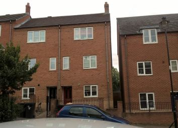 Thumbnail 4 bed town house to rent in Spruce Road, Nuneaton