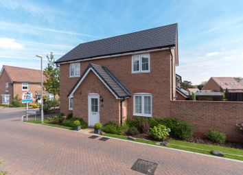 Thumbnail 3 bedroom detached house for sale in Anglers Drive, Sholden, Deal