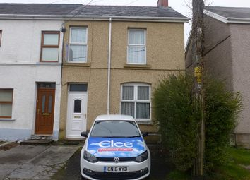 Thumbnail 3 bedroom end terrace house to rent in Trefrhiw, Penybanc, Ammanford, Carmarthenshire.
