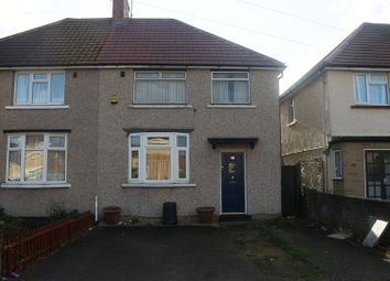 Thumbnail 3 bed semi-detached house for sale in Judge Heath Lane, Hayes