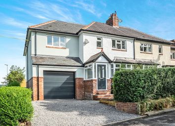 Thumbnail 4 bed semi-detached house for sale in Painshawfield Road, Stocksfield, Northumberland