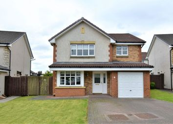 Thumbnail 4 bed detached house for sale in Bramley Drive, Bellshill