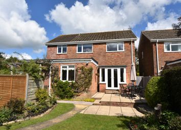 Thumbnail 4 bed detached house for sale in Callow Croft, Burbage, Marlborough
