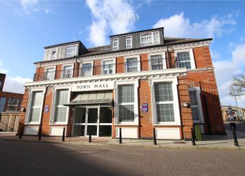 Thumbnail 2 bed flat for sale in Townhall Square, Dartford