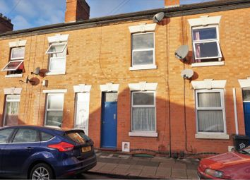 Thumbnail 2 bed terraced house for sale in Carlisle Street, Leicester