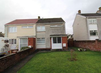 Thumbnail 2 bed semi-detached house for sale in Leven Court, Hurlford