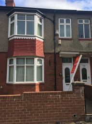 Thumbnail 4 bed terraced house to rent in Wingrove Road, Fenham, Newcastle Upon Tyne