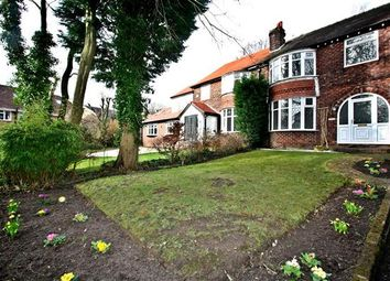 Thumbnail 3 bedroom semi-detached house for sale in The Coppice, Poplar Drive, Prestwich