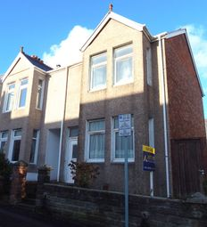 Thumbnail 3 bed semi-detached house for sale in Queens Road, Mumbles, Swansea, West Glamorgan.