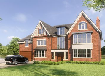 Thumbnail 7 bed detached house for sale in Cryfield Grange Road, Gibbet Hill, Coventry
