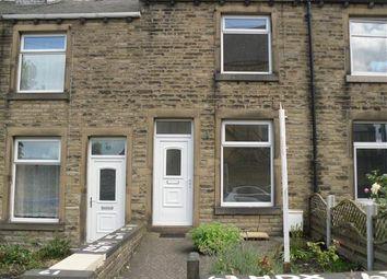 Thumbnail 2 bedroom terraced house to rent in Sunningdale Road, Crosland Moor, Huddersfield
