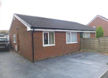 Thumbnail 2 bed bungalow to rent in Drake Road, Littleborough