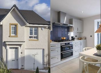 Thumbnail 4 bed detached house for sale in The Woodlands, Dalkeith, 'the Fernie' (Plot 2)