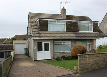 Thumbnail 2 bed semi-detached house for sale in St. Marys Road, St. Blazey Gate, Par