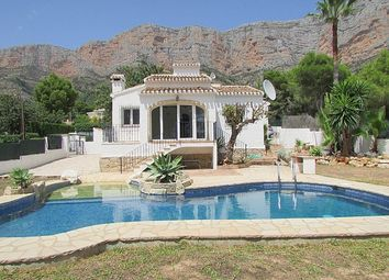 Thumbnail 3 bed villa for sale in Jávea, Alicante, Spain