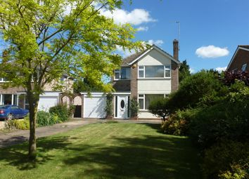 Thumbnail 3 bedroom detached house for sale in Frognall, Deeping St. James, Peterborough