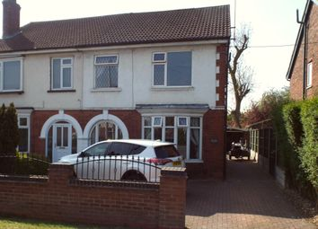 Thumbnail 4 bed semi-detached house for sale in West Common Lane, Scunthorpe