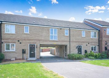 Thumbnail 2 bed flat for sale in Chestnut Drive, Hollingwood, Chesterfield