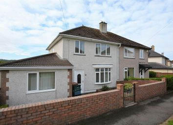 Thumbnail 3 bed semi-detached house for sale in Vale View, Lowca, Whitehaven