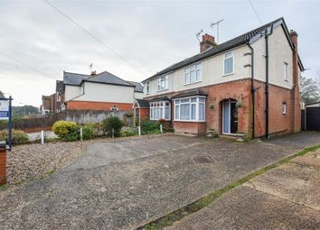 Thumbnail 3 bed semi-detached house for sale in Mersea Road, Colchester, Essex