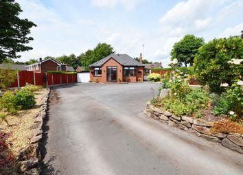 Thumbnail 2 bed detached bungalow for sale in Drawell Lane, Werrington, Stoke-On-Trent