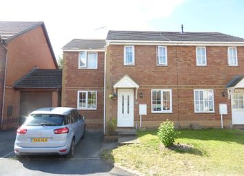 Thumbnail 3 bed semi-detached house for sale in Hever Road, Lower Bullingham, Hereford