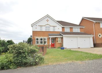 Thumbnail 5 bed detached house for sale in Danehurst Close, Egham, Surrey