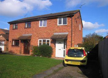 Thumbnail 3 bedroom semi-detached house to rent in Partridge Grove, Werrington, Peterborough