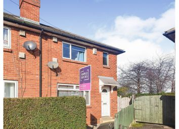 Thumbnail 2 bed semi-detached house for sale in Chesney Avenue, Leeds