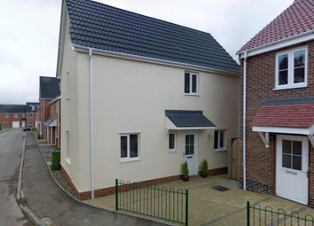 Thumbnail 2 bedroom end terrace house to rent in Bullfinch Drive, Harleston