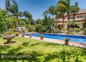 Thumbnail 7 bed villa for sale in Guadalmina Baja, Marbella, Costa Del Sol