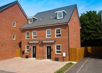 "Thumbnail 4 bed semi-detached house for sale in ""Helmsley"" at Winnington Avenue, Northwich"