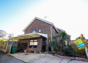 Thumbnail 3 bed end terrace house for sale in Vicarage Close, Potter Heigham, Great Yarmouth