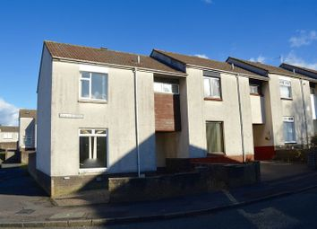 Thumbnail 3 bed end terrace house for sale in Iris Court, Ayr