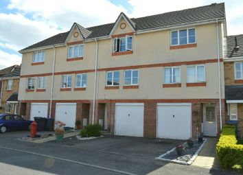 Thumbnail 3 bed terraced house for sale in Padley Close, Chessington