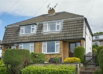 Thumbnail 3 bed semi-detached house for sale in Carr Lane, Riddlesden, Keighley, West Yorkshire